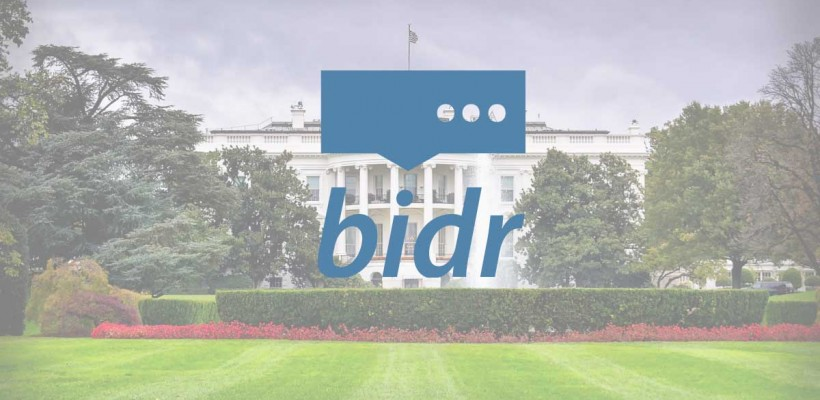 Bidr to Participate in First-Ever White House Demo Day