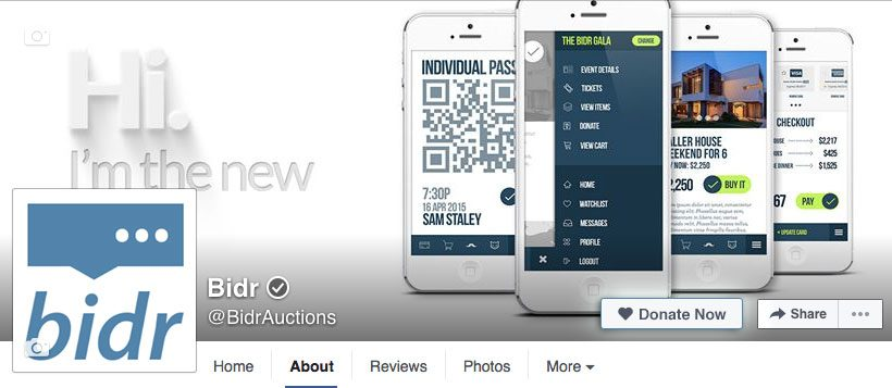 "Add a ""Donate Now"" button and use Facebook to Fundraise for your nonprofit organization!"